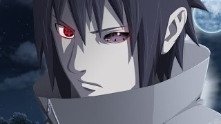 Uchiha Sasuke【AMV】- Not Strong Enough - HD
