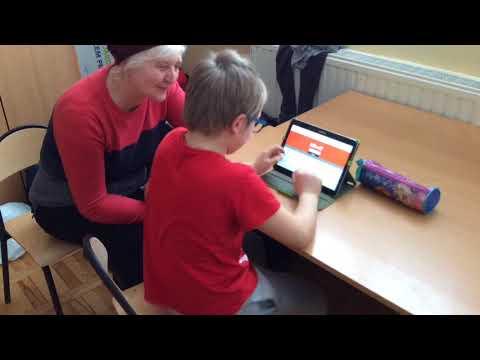 Dzień Nowych Technologii w Edukacji w PSP 15 w Radomiu.
