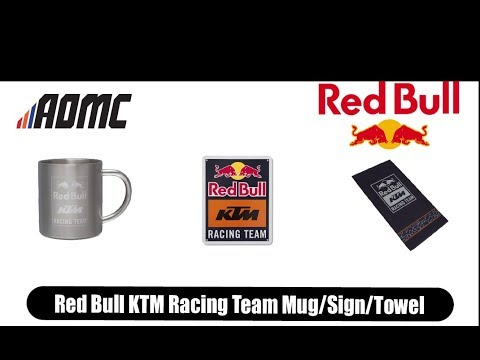 a7a57d11c62 Red Bull KTM Racing Team Towel. 3RB190004300.  25.00. Red Bull KTM Racing  Team Towel