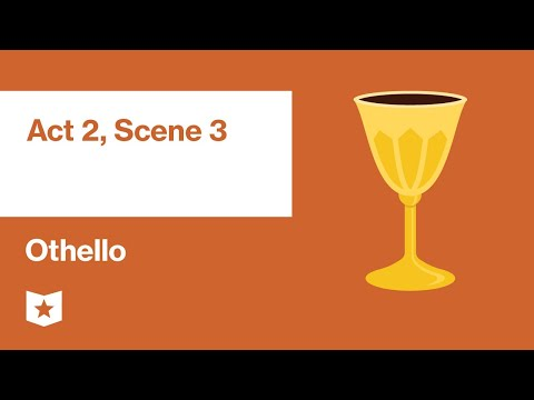 Othello by William Shakespeare | Act 2, Scene 3