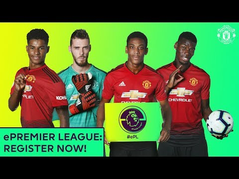 Manchester United | ePremier League | Represent the Reds! | FIFA 19