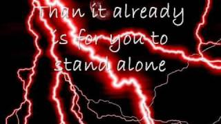 The World Is Calling -There For Tomorrow (Lyrics)
