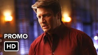 "Castle 8x17 Promo ""Death Wish"" (HD)"