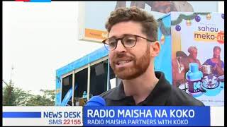 Radio Maisha and Koko fuel host road show to educate masses