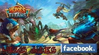 Heroes And Titans Juego De Rol Rpg Gratis Android Ios Steam Pc Y