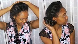 Quick & Fun Style | Black Rapunzel
