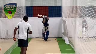 High intensity batting training