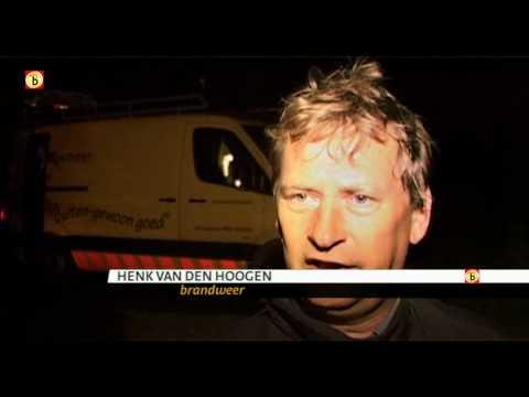 900 dode varkens bij brand in Beugen