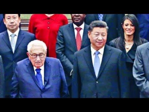 中美新冷战,基辛格劝不动习近平川普了?