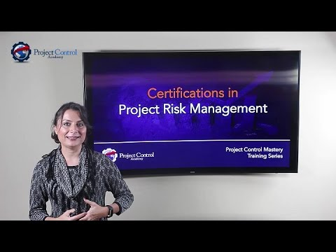 Certifications in Project Risk Management - YouTube