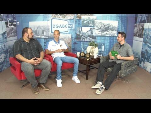Destaque da A-2 pelo São Caetano, Carlão é convidado do Diário Esportivo