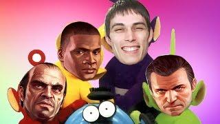 ОПАСНЫЕ ТЕЛЕПУЗИКИ! - Grand Theft Auto V (GTA 5) Прохождение На Русском - #23