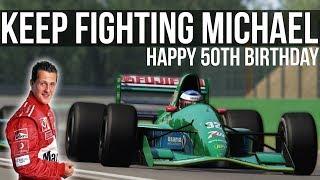 A Tribute To A Formula 1 Legend