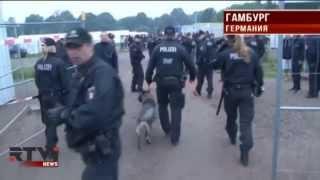В Германии мигранты устроили массовые драки