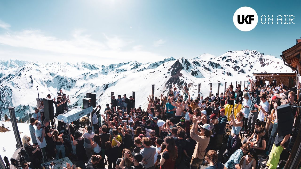 Camo and Krooked - Live @ UKF On Air x the Zillertal Alps 2019