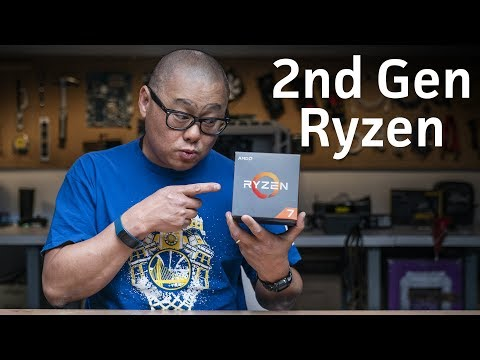 2nd Gen Ryzen 7 2700X: Reviewed and benchmarked!