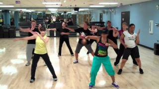 """Bumpy Ride"" - Dance Fitness"