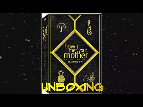 How I Met Your Mother The Whole Story Unboxing