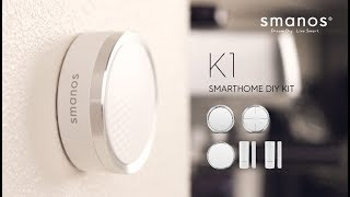 DISTREE EMEA exhibitor Smanos release new video to explain smart home solution.