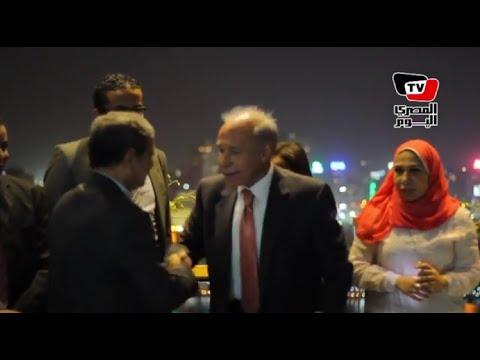 «المصري اليوم» تحتفل بعيد ميلادها الـ ١١ وسط حضور رموز السياسة والإعلام