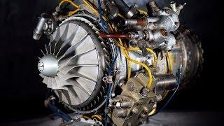 AI-8 gas turbine engine