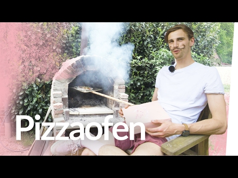 Pizzaofen / Steinofen selber bauen   Kliemannsland