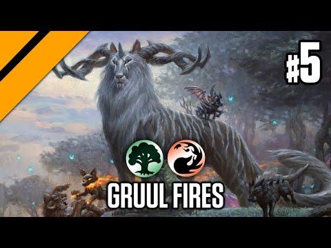 Gruul Fires - Bo3 Standard P5 | Ikoria | MTG Arena