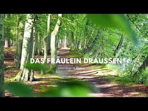 Fräulein Draussen unterwegs in Brandenburg