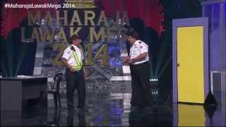 Maharaja Lawak Mega 2014   Minggu 1 (Comey)