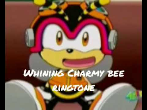 My Sonic the Hedgehog Charmy Bee Voice Impression Ringtone for T.N.G Animations