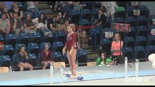 Pauline Tratz (GER) VT AA Nationals 2016