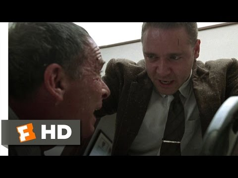 L.A. Confidential (8/10) Movie CLIP - Good Cop, Bad Cop (1997) HD