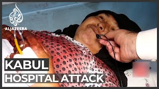 Afghanistan: Gunmen Storm Hospital Compound In Kabul