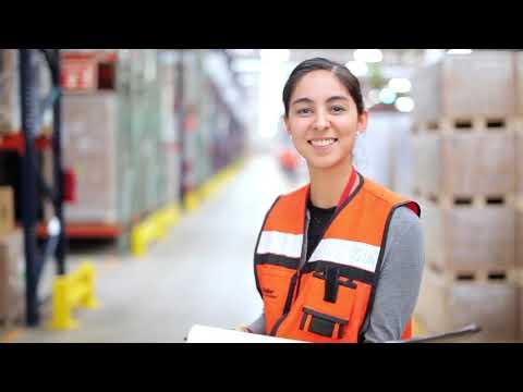 Operación logística ofreciendo soluciones