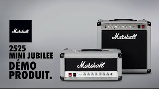 Marshall 2525C Mini Jubilée - Video