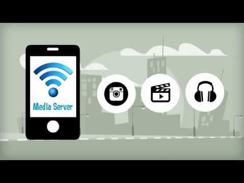 Video of Media Server