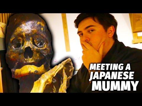 Setkání s japonskou mumií