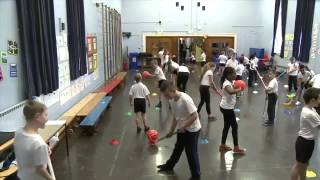 £1 78 million Physical Literacy programme for schools