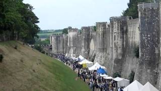 preview picture of video 'Provins - 12 juin 2010'