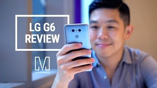 LG G6 Review: Just right or Blow your socks off?