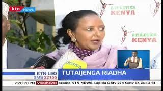 Waziri Amina: Wanariadha watakaowakilisha Kenya watasaidiwa kifedha