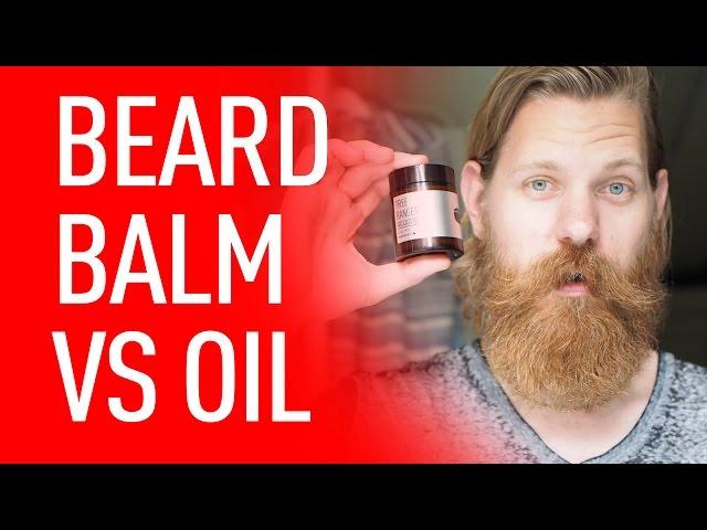 beard balm vs beard oil eric bandholz beardbrand. Black Bedroom Furniture Sets. Home Design Ideas