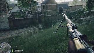 INSANE SNIPER CLIP! (Battlefield 1)