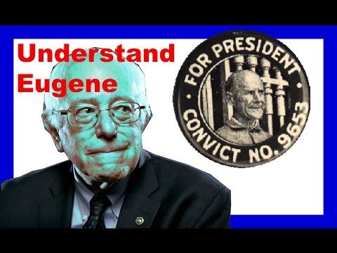 Bernie Sanders & Eugene V. Debs   History Of Democratic Socialism In The USA