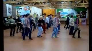 preview picture of video 'Everybody Knows Line Dance'