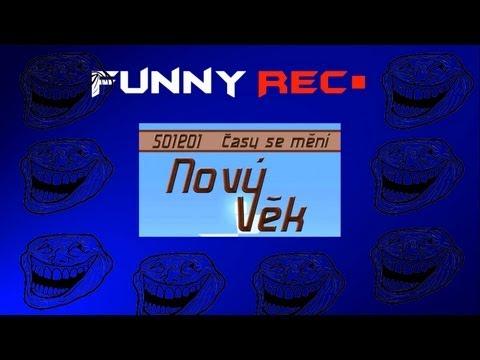 Minecraft Men - Nový Věk S01E01 [Funny REC]
