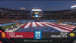 NCAAF 2019-2020 / Holiday Bowl / (22) USC Trojans - (16) Iowa Hawkeyes / 27.12.2019 / EN