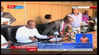 Matokeo ya KCSE wa mwaka 2016 yakosolewa na KNUT