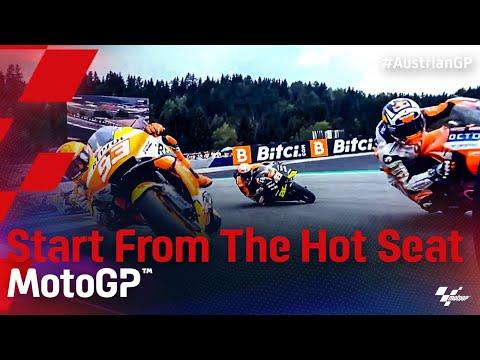 大迫力のファーストラップ動画 MotoGP 2021 第11戦オーストリアGP