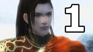 Dynasty Warriors 6 Zhou Yu Walkthrough Part 1 - No Commentary Playthrough (PS3)